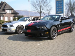 Ford Mustang Cabrio Shelby GT 500
