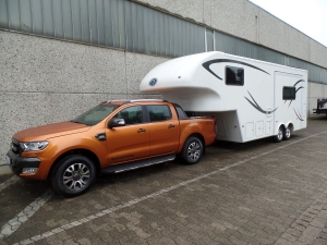 Ford Ranger Celtic Rambler