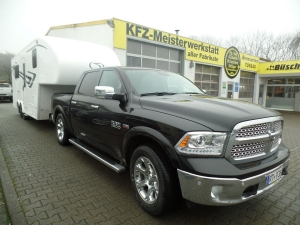 Dream Seeker Dodge Ram 1500 Crew Cab