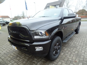 Dodge Ram 3500 Crew Cab Long Box 2018
