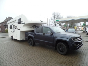 Celtic Rambler / VW Amarok