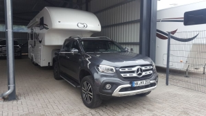 Celtic Rambler / Mercedes X 350